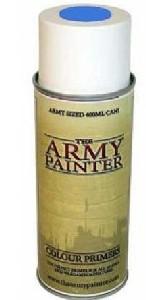 Army Painter Base Primer: Crystal Blue