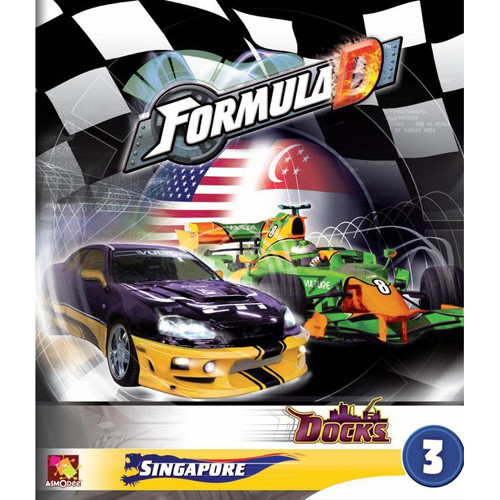 Formula D: Expansion 3 - Singapore and The Docks