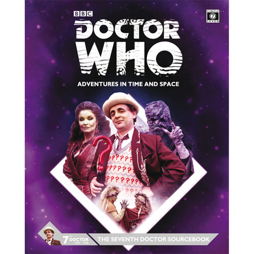Doctor Who: Adventures in Time & Space RPG - The Seventh Doctor
