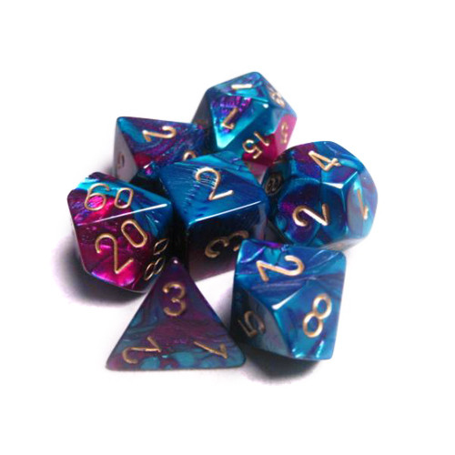 Chessex: Polyhedral Dice Set