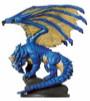 Deathknell #38 Large Blue Dragon (R)