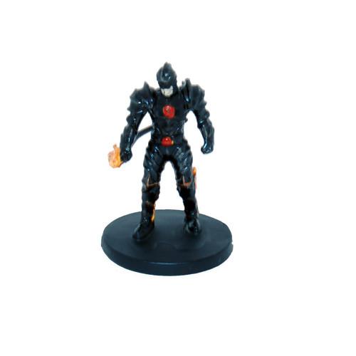 Elemental Evil #17 Fire Cult Warrior (U)
