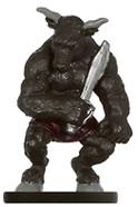 Legendary Evils #29 Minotaur Thug (C)