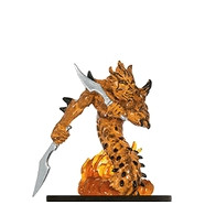 Legendary Evils #33 Salamander Firetail (R)