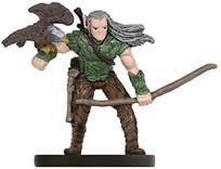 PHB Heroes #03 Male Elf Ranger (No Card)