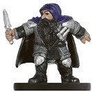 PHB Heroes #05 Male Dwarf Rogue (No Card)