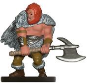 PHB Heroes #16 Male Human Barbarian (No Card)