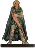PHB Heroes #17 Female Elf Druid (No Card)