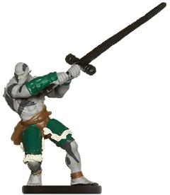 PHB Heroes #18 Male Goliath Barbarian (No Card)
