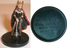 Angelfire Mina, Dark Cleric (Promo)
