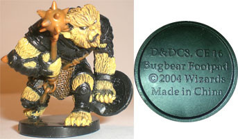 Giants of Legend Bugbear Footpad (Promo # DDC 8)