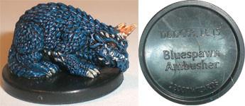Night Below Bluespawn Ambusher (Promo DDC53)