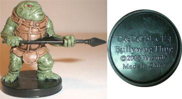 Deathknell Bullywug Thug (Promo DDC19)