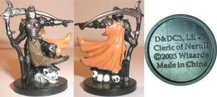 Dragoneye Cleric of Nerull (Promo DDC 3)