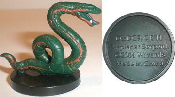 Giants of Legend Displacer Serpent (Promo # DDC 9)