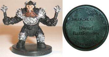 Unhallowed Dwarf Battlerager (Promo # DDC50)