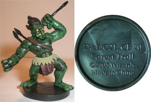 Deathknell Forest Troll (Promo DDC21)