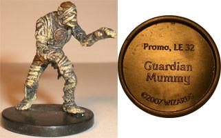 Desert of Desolation Guardian Mummy (Promo # Promo)