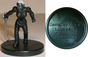 Underdark Lolth's Sting (Promo GameDay 05)