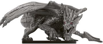 Savage Encounters #01 Adult Gray Dragon (R)