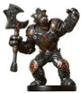 War Drums #12 Warforged Captain (U)