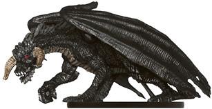 Demonweb #24 Black Dragon Lurker (R)