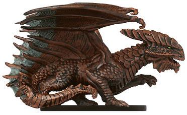 Desert of Desolation #23 Capricious Copper Dragon (R)