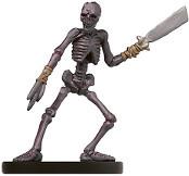 Desert of Desolation #39 Boneshard Skeleton (C)