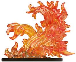 Desert of Desolation #51 Large Fire Elemental (U)