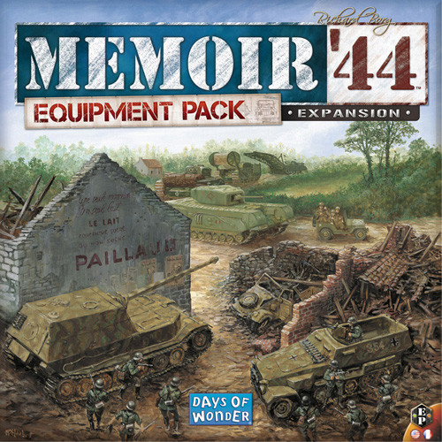 Memoir '44: Equipment Pack Expansion