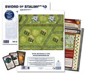 Memoir '44 - Operation: Overlord Battle Map 3 - Sword of Stalingrad