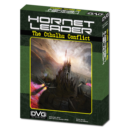 Hornet Leader - The Cthulhu Conflict Expansion