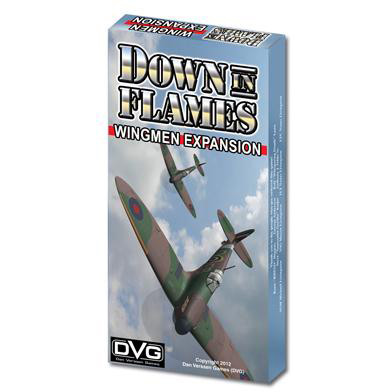 Down in Flames: Wingman Expansion