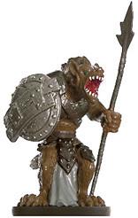 Dungeons of Dread #31 Gnoll Marauder (C)