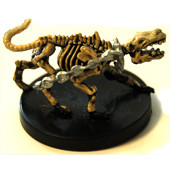 Harbinger DDB9 Wolf Skeleton (Promo)