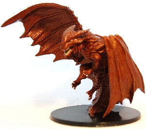 Lords of Madness #16 Elder Copper Dragon (VR)