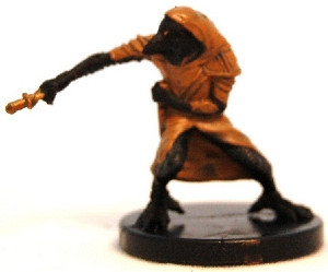 Lords of Madness #25 Kenku Warrior (C)
