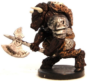 Lords of Madness #31 Minotaur Mangler (U)