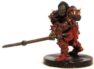 Lords of Madness #37 Orc Warchief (R)