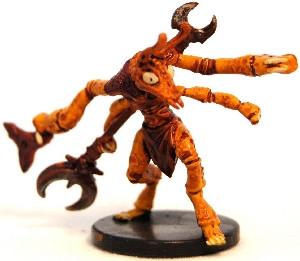 Lords of Madness #50 Thri-Kreen Mantis Warrior (R)