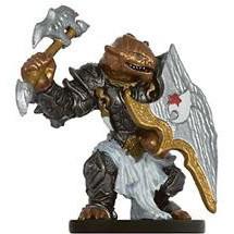 PHB Heroes 2 #10 Male Dragonborn Warlord (No Card)