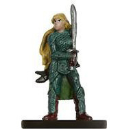 PHB Heroes 2 #11 Female Elf Fighter (No Card)