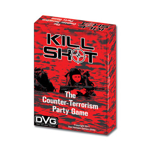 Kill Shot: The Counter-Terrorism Party Game