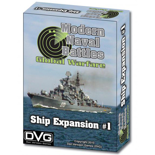 Modern Naval Battles: Global Warfare Ship Expansion #1