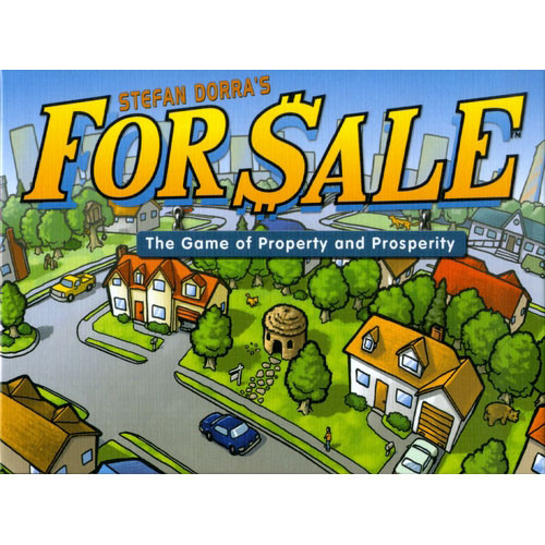 For Sale (Travel Edition)