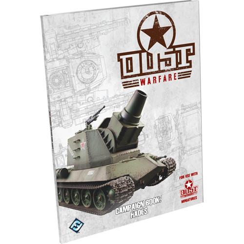 Dust Warfare: Campaign Book - Hades