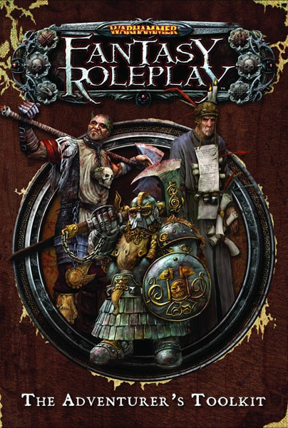 Warhammer Fantasy RPG: Adventurer's Toolkit