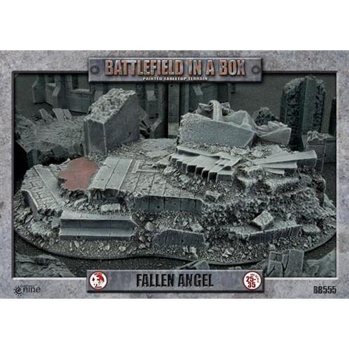 Flames of War: Battlefield in a Box - Fallen Angel