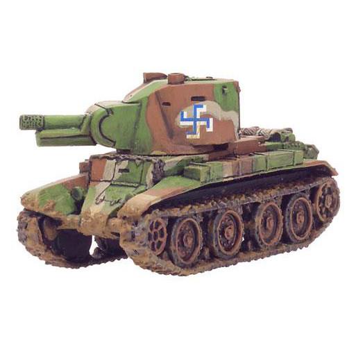 Flames of War: WW2 - BT-42