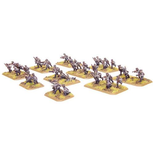 Flames of War: WW2 - Jalkavaki Platoon